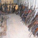 Arms container - Congo - KL Austin
